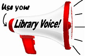 Use Your Library Voice blog logo