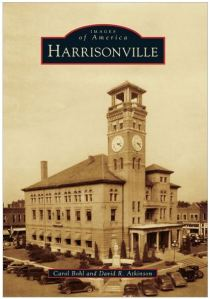 Harrisonville book cover image