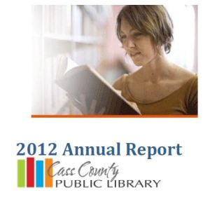 Cover image for 2012 Annual Report