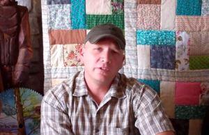 Poet/Farmer, Eric Borden