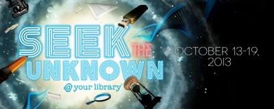 seek the unknown