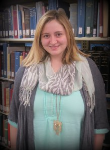 Genealogy Branch Manager, Chelsea Clarke